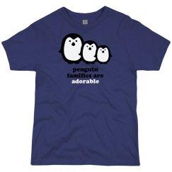 Adorable Penguin Families
