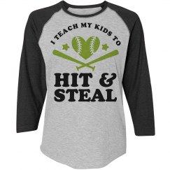 What A Softball Mom Teaches