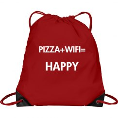 Pizza+Wifi Bag
