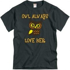 Owl Always Love Her