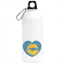 Loveheart  Travel Bottle