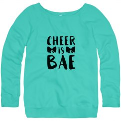 Cheer is Bae Sweatshirt