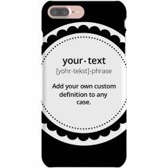Custom Definition