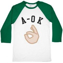 A-OK Emoji Tee
