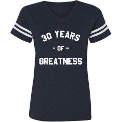 Thriving Thirty Birthday
