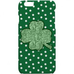 Faded Clover iphone 6 Cover