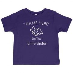 I'm the little sister