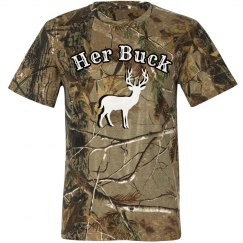COUPLES SHIRT FOR HIM - Her Buck