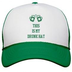 Drunk Hat St Pattys