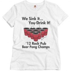 We Sink It   Beer Champs