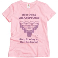 Re-Rack Pong Champ Tee