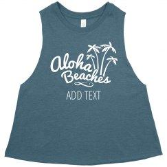 Ocean Beach Bride