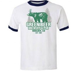 Green Beer Brewery