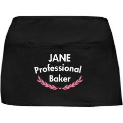 Jane professional baker