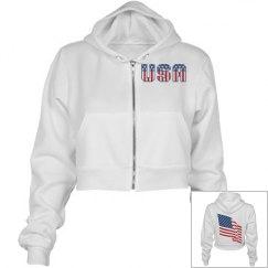 Stars & Stripes USA American Flag