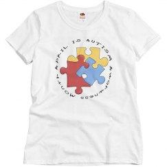 April Autism Awareness