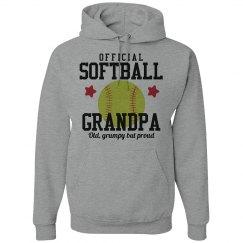 Official Softball Grandpa