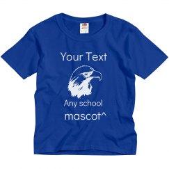Youth School Mascot