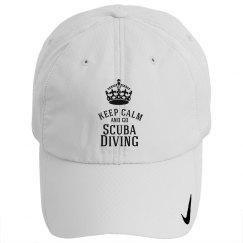 Keep calm-go Scuba Diving