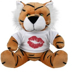 Red Lips Tiger