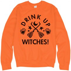 Drink Up Witches This Halloween
