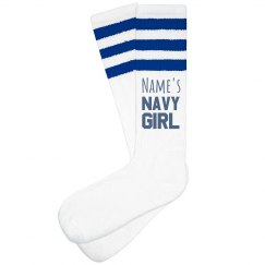 Nauti Navy Girl