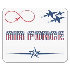 Air Force mouse pad