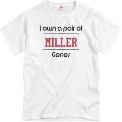 Miller family genes