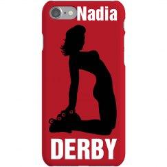 Roller Derby Darling Case