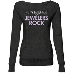 Jewelers Rock Sweatshirt