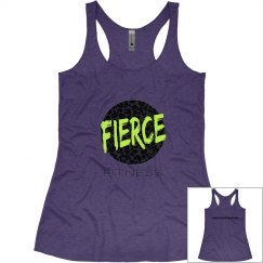 Fierce Fit Green Tank