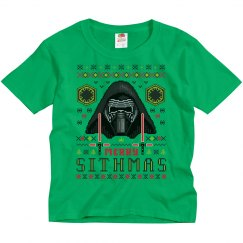 Merry Sithmas Youth Shirt