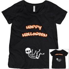 Halloween humor-maternity