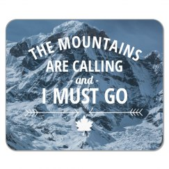 Cute Mountain's Call All Over Print