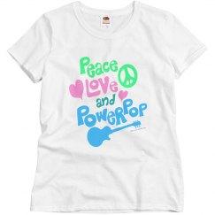 Peace Love and Powerpop