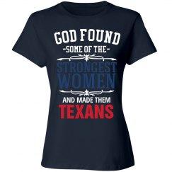 Strong texas women