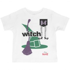 Halloween Witch Tee