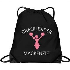 Cheerleader Mackenzie