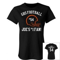 Joe's #1 Sports Fan