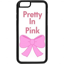Pretty In Pink Ip 6 case