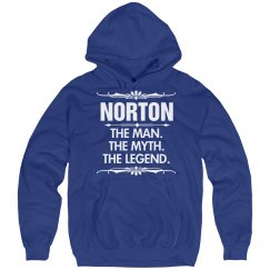 Norton the man the myth the legend
