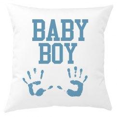 Baby Boy Cushion Cover