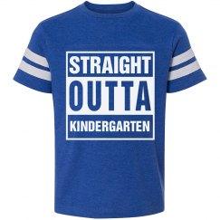 Straight Outta The Kindergarten