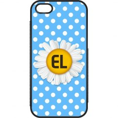 Daisy Dottie iPhone Case