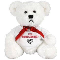 Homecoming Dance Bear