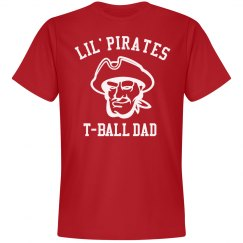 T-Ball Dad