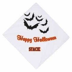 Dog Halloween Bandanas