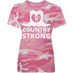 Country Strong Ribbon