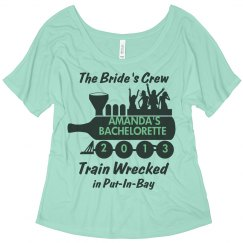 Train Wrecked Bride