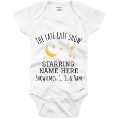 The Late Show Baby